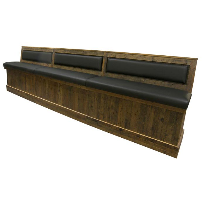 High Bar Booths Tall Booth Banquette Counter Height Seating