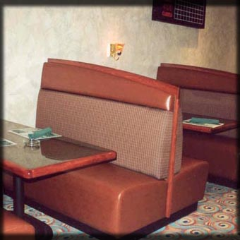 Restaurant Booths; New York