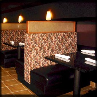 Restaurant Furniture; Virginia Beach, Virginia