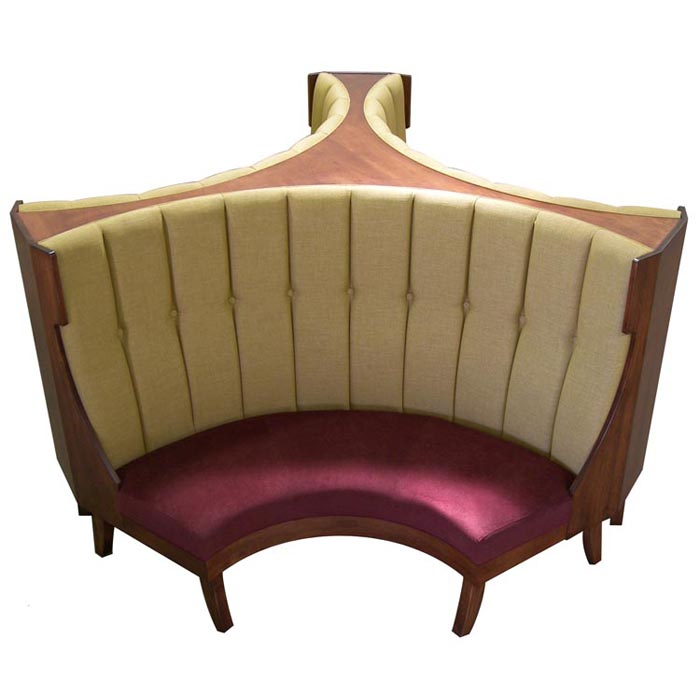 Three Sided Banquette