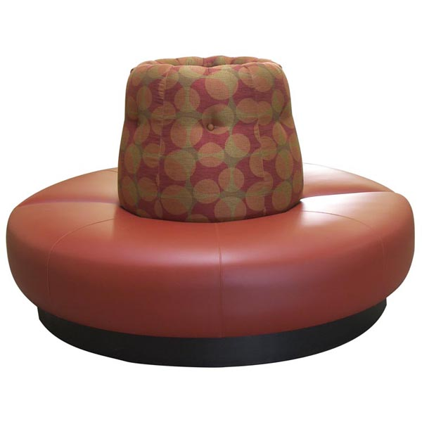 Rounded Seating