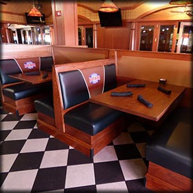 Custom Dining Booth Company